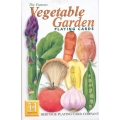 Vegetales de Huerta - Vegetable Garden playing cards