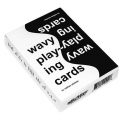 Wavy playing cards by Nathan Stichter - Limited Edition