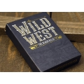 Wild West - The Black Hills playing cards