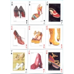 Zapatos - Shoes playing cards