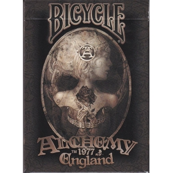 Alchemy II 1977 England Bicycle playing cards