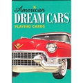 Coches de ensueño americanos - American Dream cars playing cards
