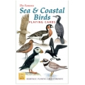Aves de Costa y Mar - Sea and Coastal Birds playing cards