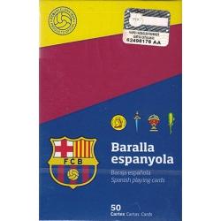 Baralla espanyola FCB