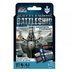 Juego de la película Battleship: Hidden Threat (Amenaza oculta)