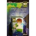 Ben 10 Alien Force + Regalo libro para colorear