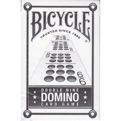 Double 9 Domino Bicycle
