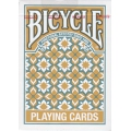 Madison Orange Bicycle playing cards