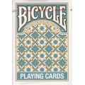 Madison Teal Bicyle playing cards