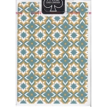 Madison Teal Bicycle playing cards