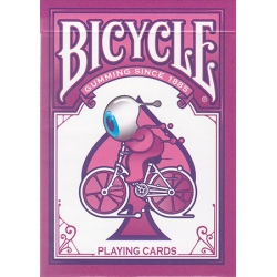 Street Art Bicycle - Aleix Gordo Hostau playing cards