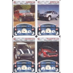 Cars1 MegaTrumpf playing cards