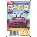 Cars2 MegaTrumpf playing cards