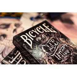 Club Tattoo Bicycle