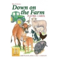 En la Granja - Down on the Farm playing cards
