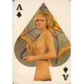 Baraja Erótica años 70 - Erotic playing cards