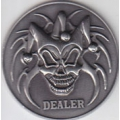 Ficha Dealer Joker - Dealer Button Limited Edition