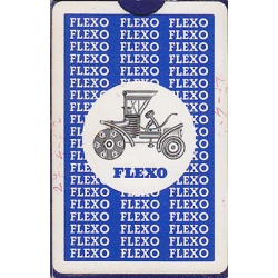 Flexo azul