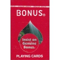 playing cards genuine bonus bicycle