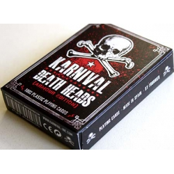 Karnival Death Heads - Armour Edition - 100% plastic Bicycle