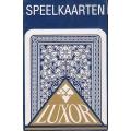 Luxor Speelkarten azul