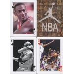 Baraja Michael Jordan playing cards