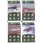 Military Aircraft MegaTrumpf playing cards