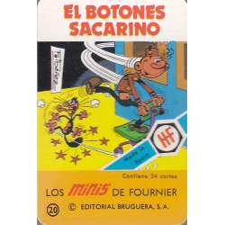 Minis: El botones Sacarino