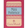 Mini Patience poker rojo