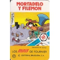 Minis: Mortadelo y Filemón