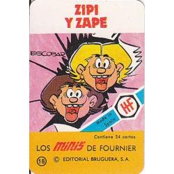 Minis: Zipi y Zape