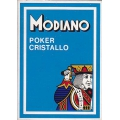 Modiano Poker Cristallo azul