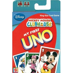 My First UNO Mickey Mouse