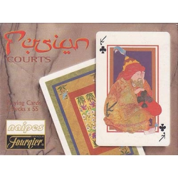 Persian Courts doble