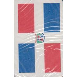 República Dominicana 100% plástico
