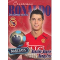 Baraja de Cristiano Ronaldo CR playing cards