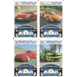 Coches Deportivos - Sport Cars playing cards
