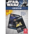 Star Wars 3 card match game