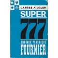 Super 777 Fournier azul