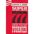 Super 777 Fournier rojo