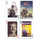 Segunda Guerra Mundial - Second World War playing cards