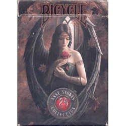 Bicycle Arte fantasioso de Anne Stokes