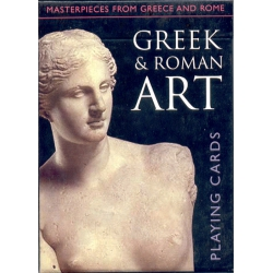 Arte Griego y Romano - Greek and Roman Art playing cards
