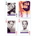 Artistas de Cine Clásico - Movie Stars playing cards*