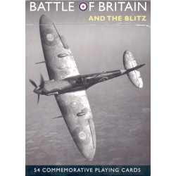 Batalla de Inglaterra - Battle of Britain playing cards