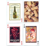 Carteles de Bebidas - The Joy of Wine playing cards
