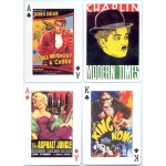 Carteles de Cine Clásico - Classic Movie Posters playing cards