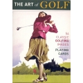 Carteles de Golf - The art of Golf playing cards