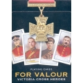 Cruz Victoria al Valor - For Valour Victoria Cross Heroes playing cards