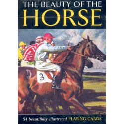La Belleza del Caballo - The Beauty of the Horse playing cards